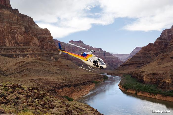 a Grand Canyon bus tour from Los Angeles