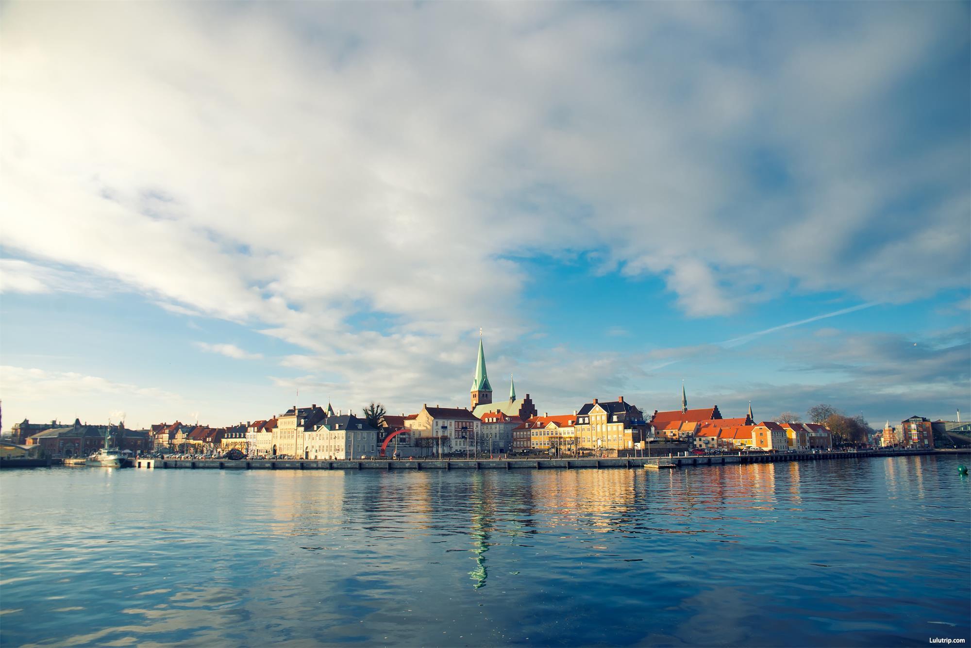 美丽的丹麦风景