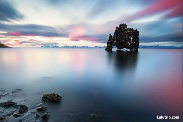【黄金圈 冰岛南岸 北部米湖 蓝湖温泉 东部峡湾自驾七日游】瓦特那