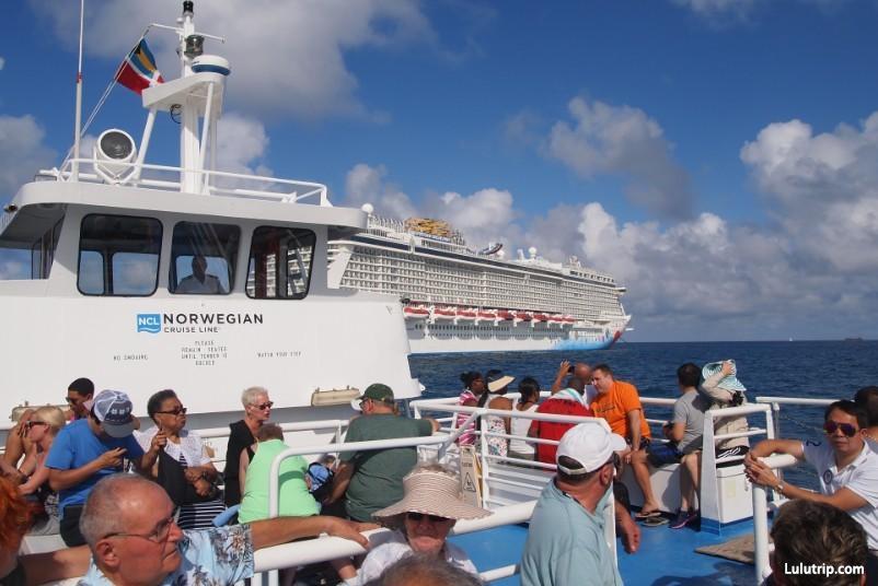 加勒比海邮轮攻略