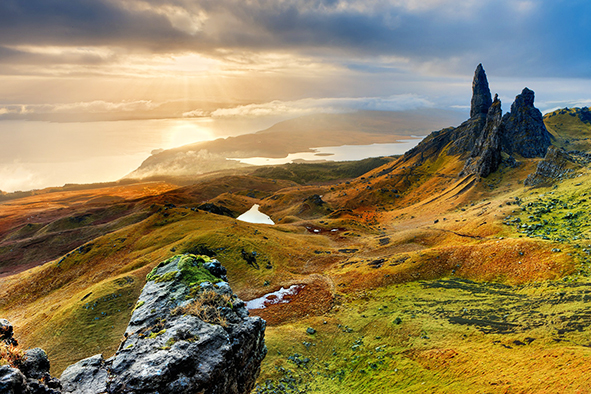 苏格兰高地攻略