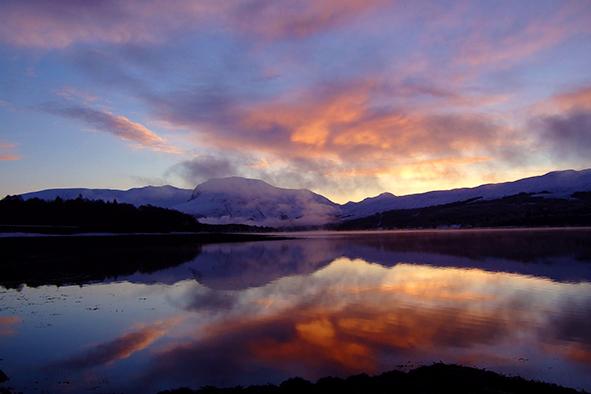 苏格兰高地天气