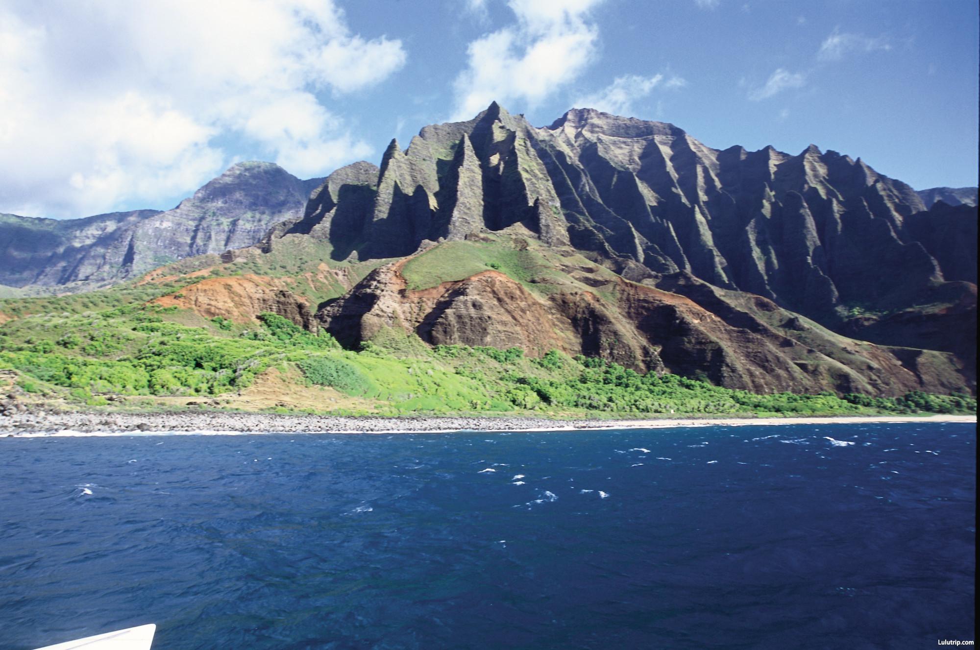 夏威夷旅游地图攻略,感受蔚蓝如洗的海天世界