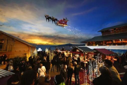 圣诞节去欧洲旅看看?不妨来圣诞集市游玩gba最难的游戏攻略图片