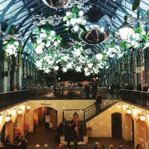 细数伦敦圣诞灯火,游走在伦敦的大街小巷-欧洲科纳游戏攻略图片
